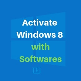 activation of windows 8